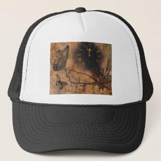 clock-884-eop trucker hat
