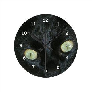 Clock - A watching clock