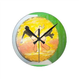 clock capoeira martial arts mma axe cdo