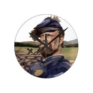 CLOCK Civil War
