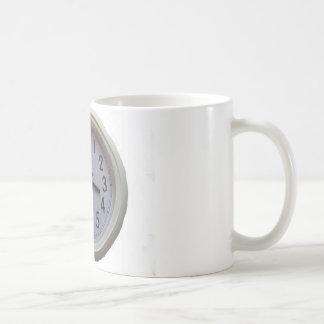 Clock Coffee Mug