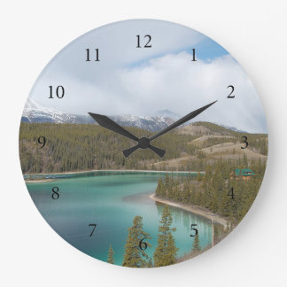 Clock Emerald Lake