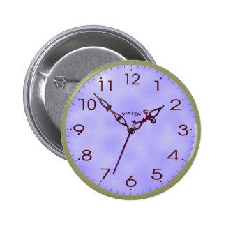 clock face_03 pinback buttons