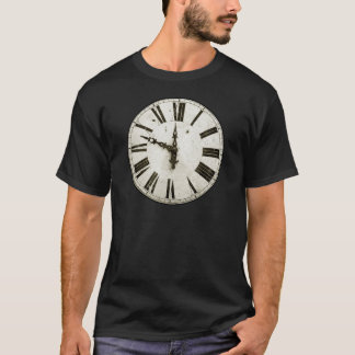 Clock Face T-Shirt