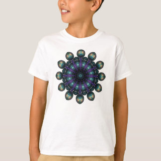 Clock Faces - Apophysis Fractal T-Shirt