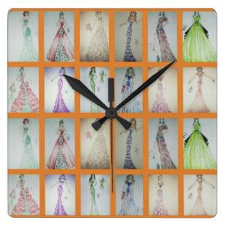clock fashion.