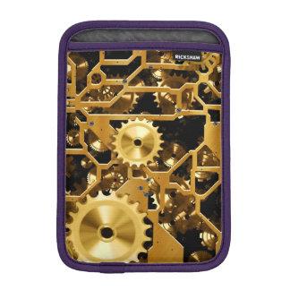 Clock Gears Sleeve For iPad Mini