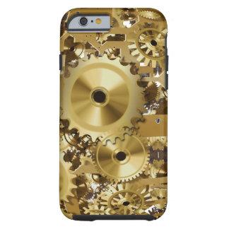 Clock Gold Image iPhone 6/6s, Tough Tough iPhone 6 Case