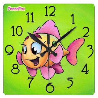 Clock - Harmony
