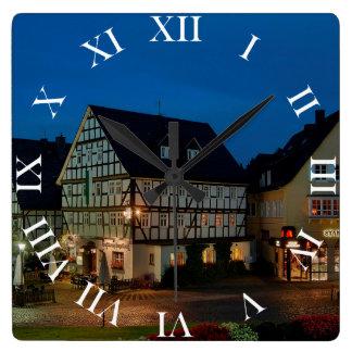 Clock Hilchenbach