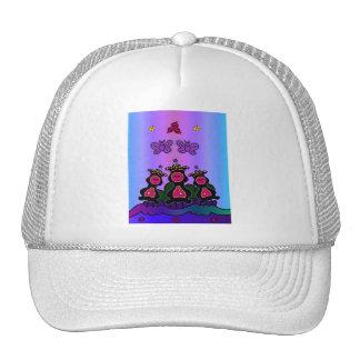 Clock Hop Trucker Hat