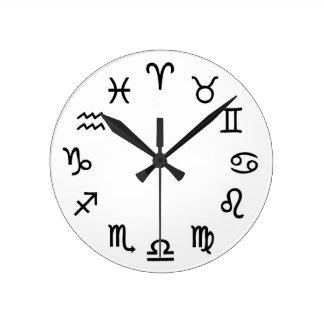 Clock Horoscope
