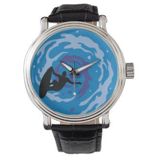 Clock Horseman Concept Surf Wristwatch
