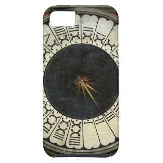 Clock in the Duomo by Paolo Uccello iPhone 5 Cases