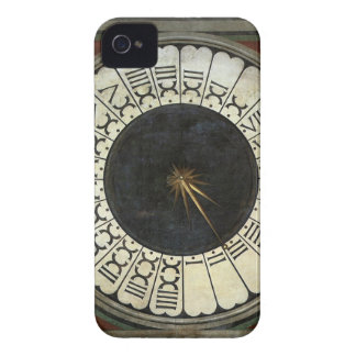 Clock in the Duomo by Paolo Uccello iPhone 4 Cover
