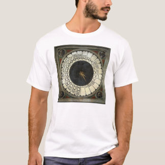 Clock in the Duomo by Paolo Uccello T-Shirt