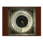 Clock in the Duomo by Uccello, Renaissance Art Post Cards
