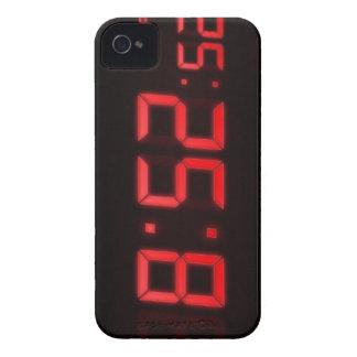 Clock iPhone 4 Case (8:52)