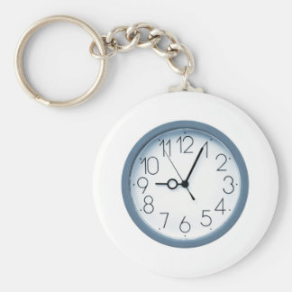 Clock Key Chains