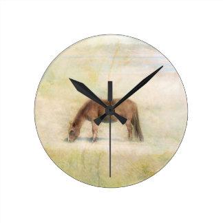 "Clock ""Living Your Dream"""
