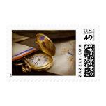 Clock Maker - Time never waits Stamp