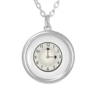 Clock Custom Jewelry