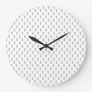 Clock of wall Mesh Arch Search Great Redondo