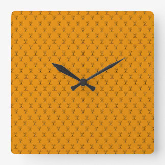 Clock of wall Mesh Arch Squared Search