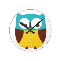 Clock - Owl