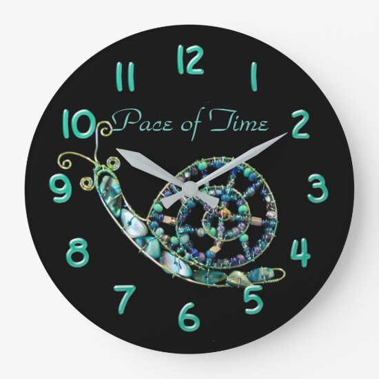 Clock - Pace of Time