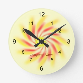 clock - Pinwheel