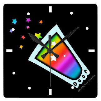 CLOCK - RAINBOW SHOT GLASS