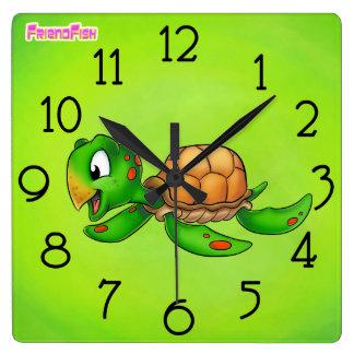 Clock - Sheldon
