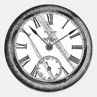 Clock Sticker