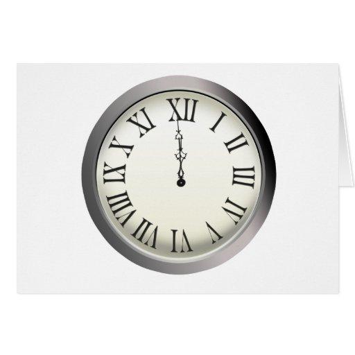 Bd New Hand Clock