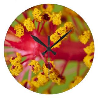 Clock: Sweet Pollen Wallclock