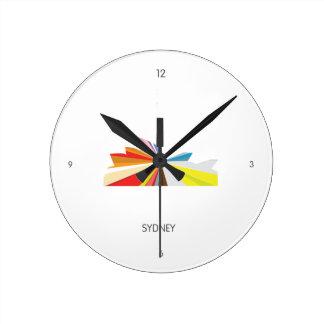 Clock - Sydney