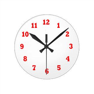 Clock Template 0101