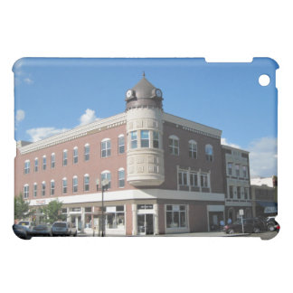 Clock Tower Downtown Paso Robles iPad Mini Cover