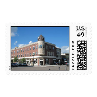 Clock Tower Downtown Paso Robles Postage