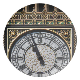 Clock Tower.jpg Party Plates