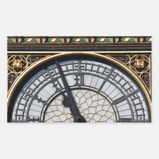 Clock Tower.jpg Rectangular Sticker