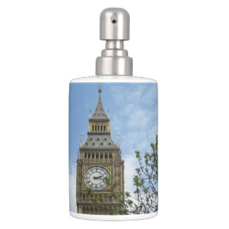 Clock Tower, London Bath Accessory Sets
