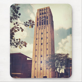 Clock Tower Mouse Pad