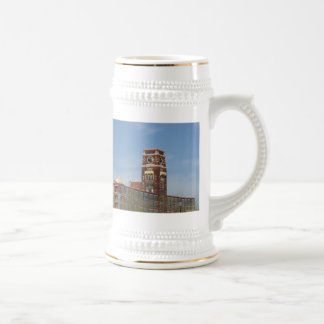 Clock tower mugs