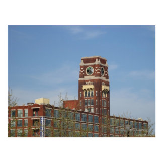 Clock tower post cards