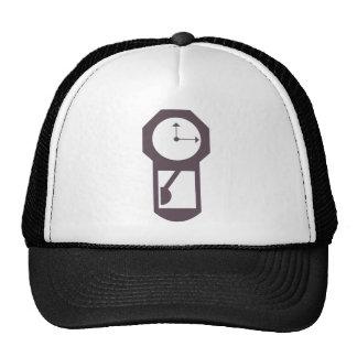 Clock - Wall Clocks - Time Hours Minutes Trucker Hat