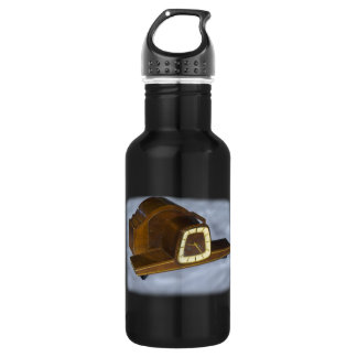 clock water bottle