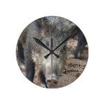 Clock - Wild Boar Sierra Espuna
