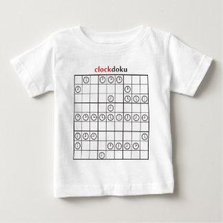 clockdoku baby T-Shirt